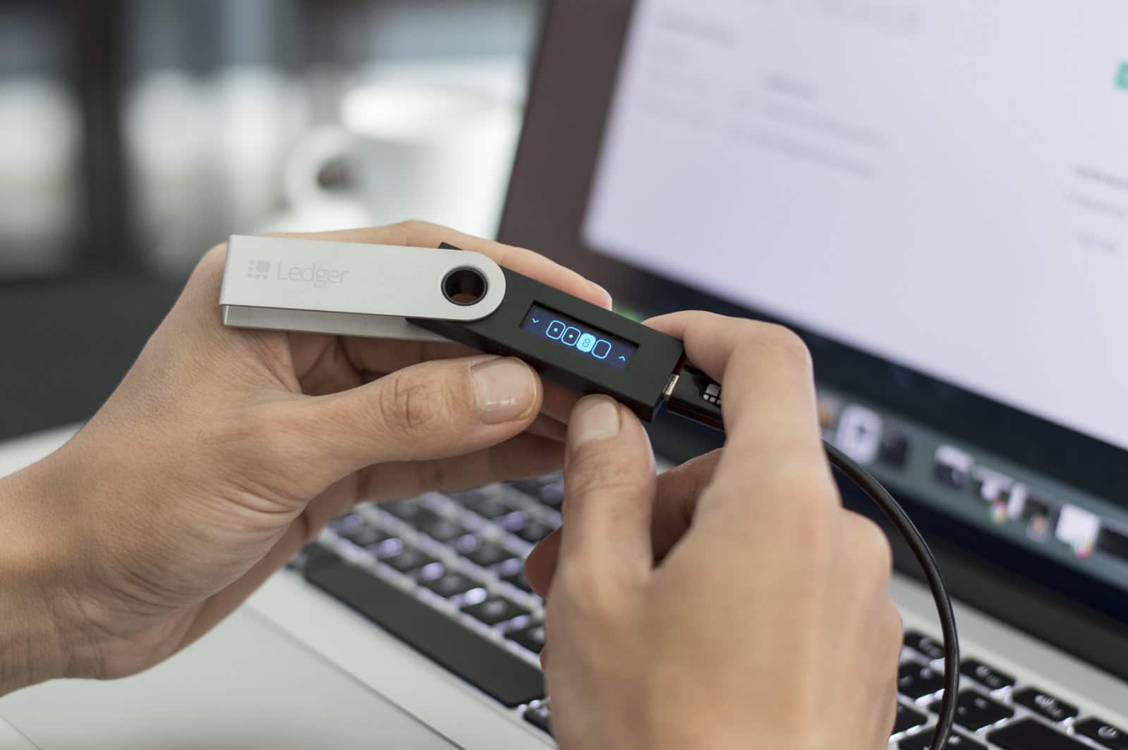 Ledger Advanced Passphrase