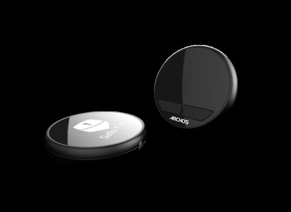 Archos Safe-T mini voor en achterkant