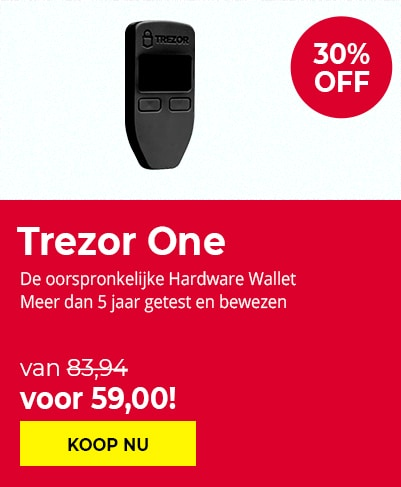 Black Friday Trezor