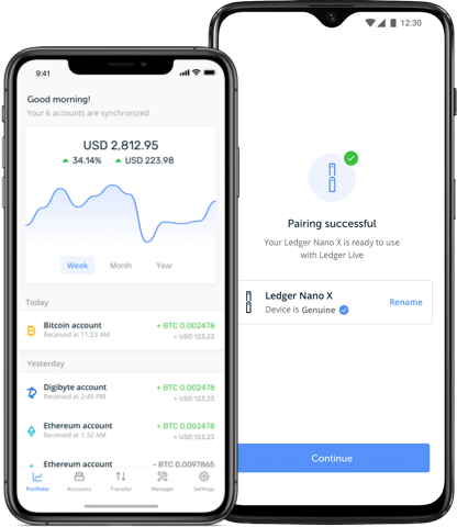 Ledger Live Mobile