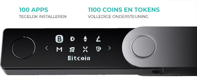 Apps Ledger Nano X