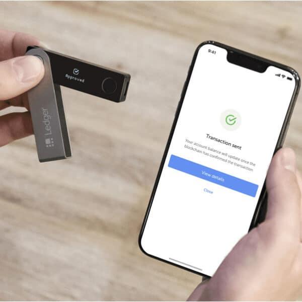 Nano X op mobiel